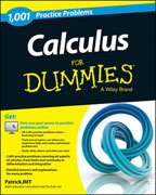 calculus for dummies book